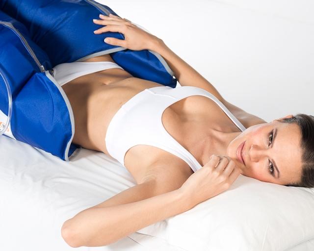 Presoterapia baja