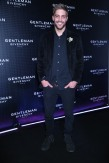 Juan Gilera en el cocktail party de The New Gentleman de Givenchy