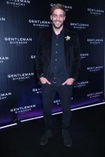 Juan Gilera en el cocktail party de The New Gentleman de Givenchy