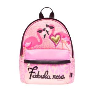 BACKPACK FABULA ROSA FRENTE BAJA