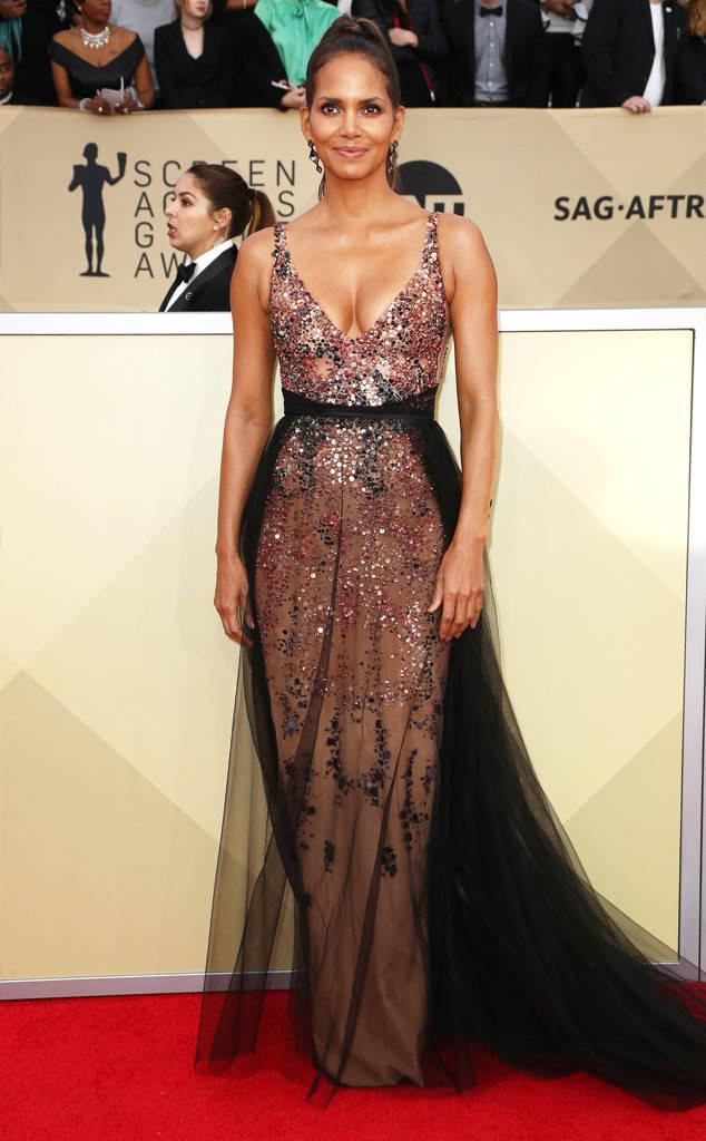 Halle Berry por Pamela Roland, Getty Images