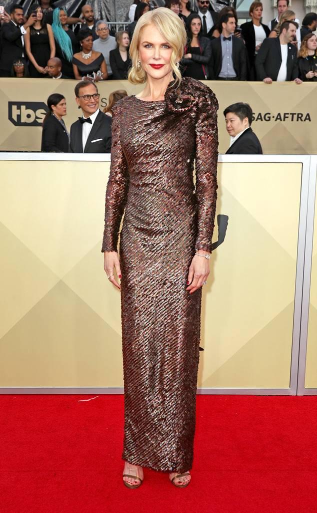 Nicole Kidman en Armani Privé, Getty Images