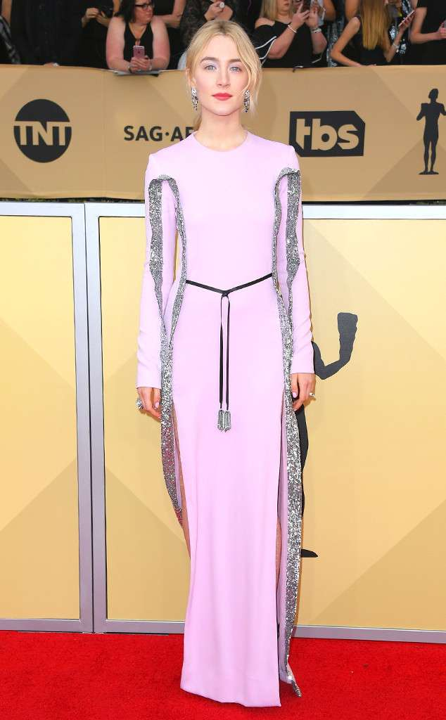Saoirse Ronan por Louis Vuitton, Getty Images