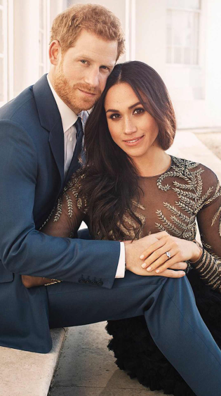 Harry & Meghan Markle