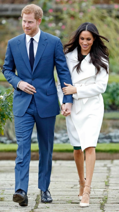 Meghan & Harry 1