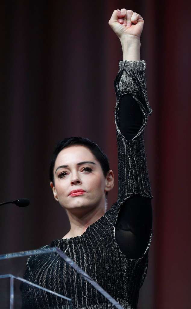 Rose McGowan, AP Photo, Paul Sancya