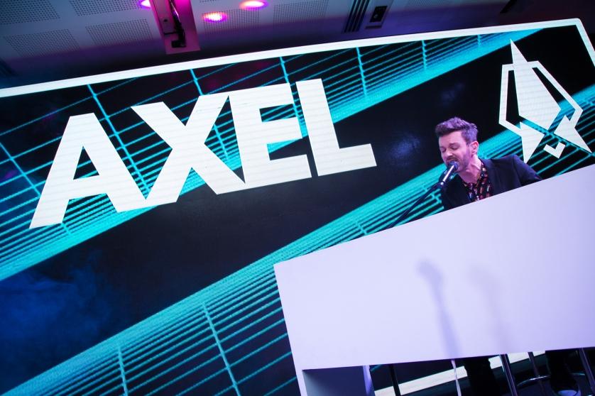 AXEL II