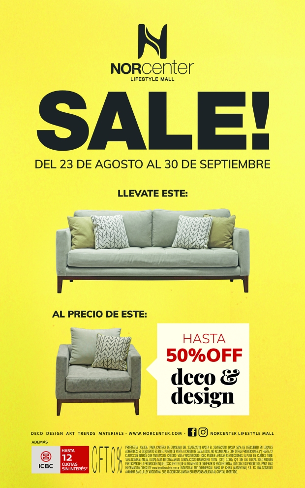 SALE_Flyer Norcenter