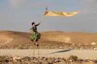 6-Ayelet Carmi y Meirav Heiman ''The Israel Trail Procession'' Israel