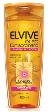 Shampoo Oleo Extraordinario