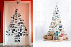 Arbol-de-navidad-con-fotografias