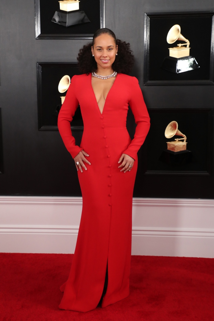 61st Annual Grammy Awards, Arrivals, Los Angeles, USA - 10 Feb 2019