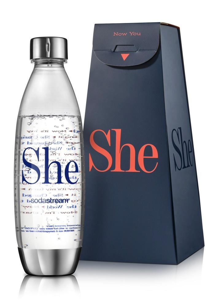 Botella SHE - SodaStream