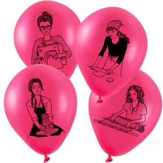 Hinds-globos ilustras-todos