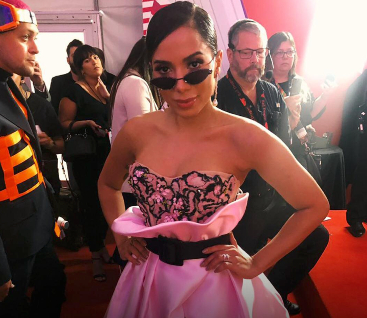 Anitta - LATIN BILLBOARD 15