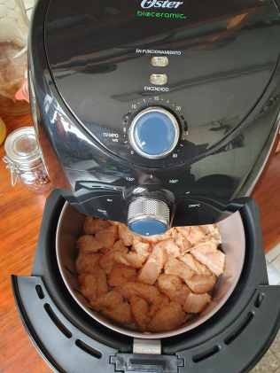 Foto Air Fryer Oster (baja)