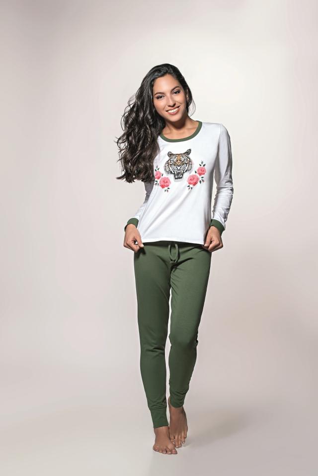 Pijama Cocot Tigre