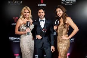 Barbie Simons, Javier Ponzone y Nataly Chilet
