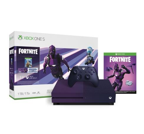 Grabr_Xbox_Fortnite Edicion Limitada