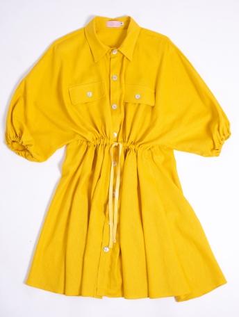 Le Porté. Vestido Van Gogh. $7.200.