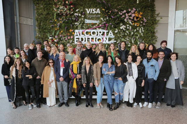 Los diseñadores en VISA Alcorta Edition.JPG