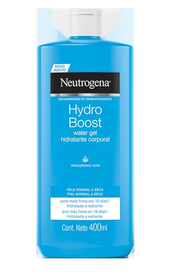Neutrogena Hydro Boost Water Gel Hidratante Corporal 400ml