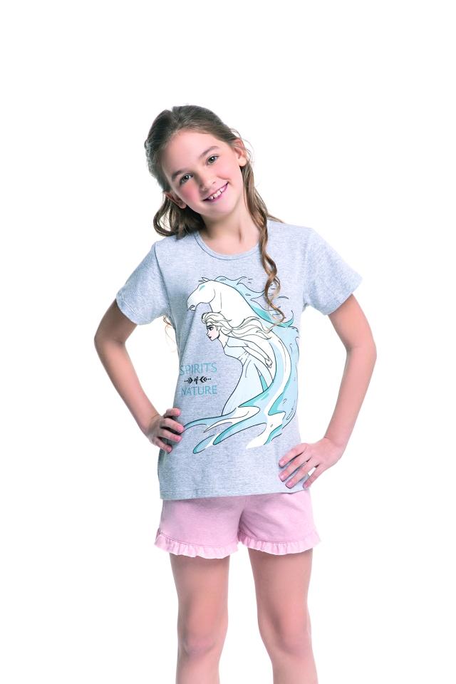 Pijama Frozen (20300) $1085