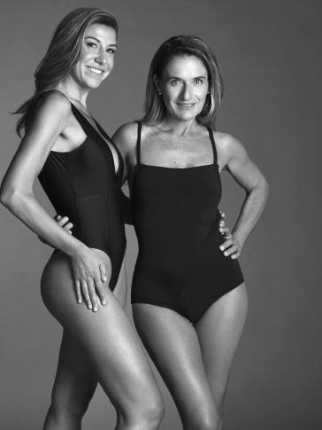 Silvina y Claudia