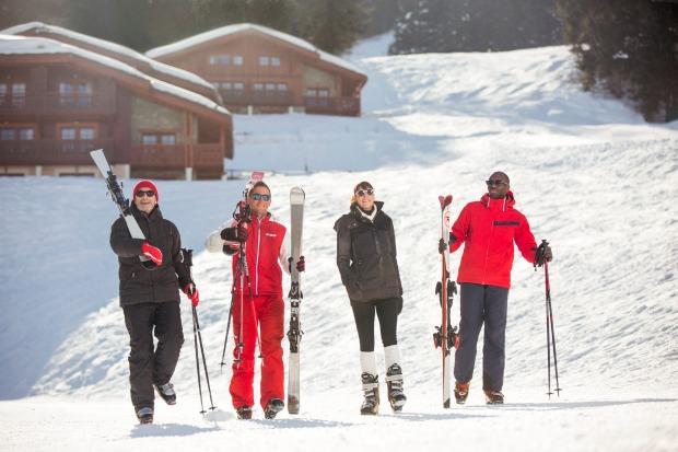 Esqui en Club Med