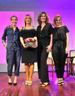 MARIE VENTURINI, MARIA ISABEL SANCHEZ, SUSANA MILANO Y GABRIELA FORTUNATO