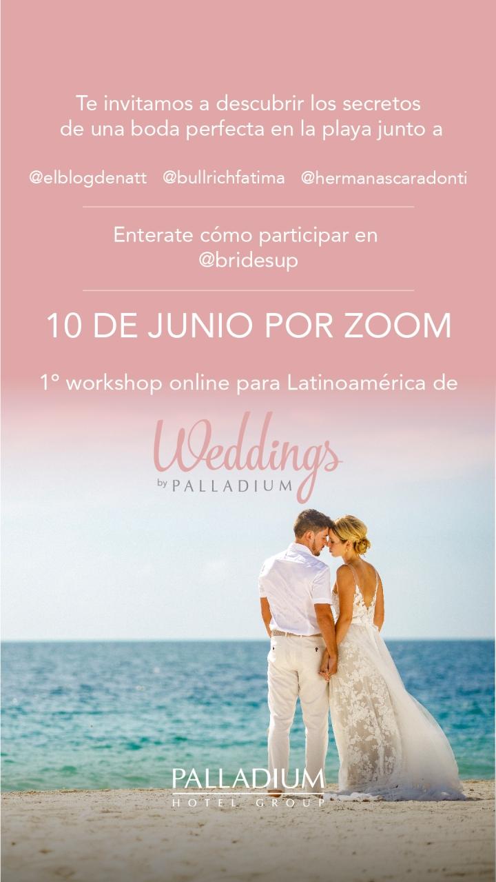 INVITACIÓN Palladium Hotel Group