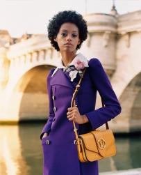 04 LV Pont 9 shoulder bags in Summer Gold calf leather