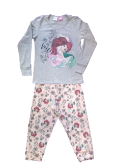 Pijama Sirenita Disney