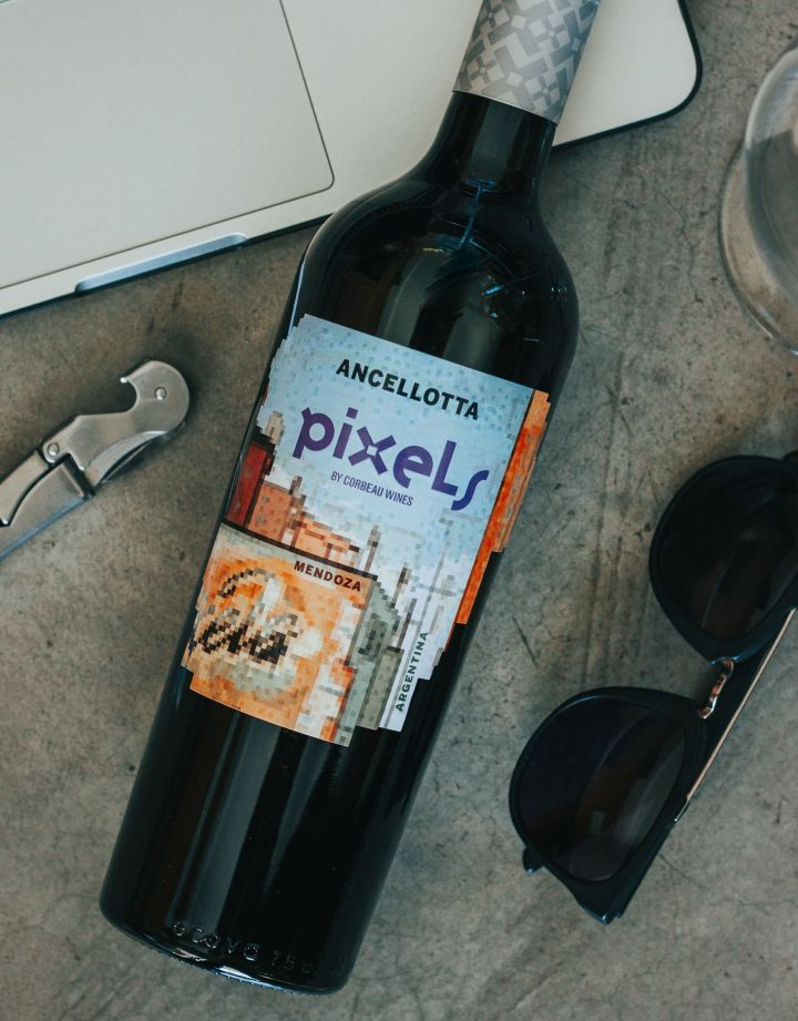 Pixels Ancellotta 2