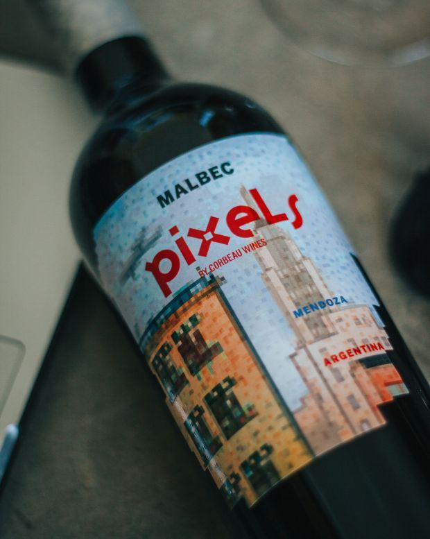 Pixels Malbec
